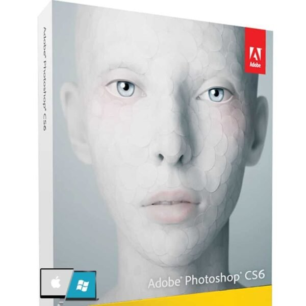 Adobe Photoshop CS6 ( Perpetual License ) - Mac   Windows