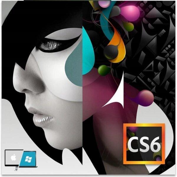 Adobe Creative Suite CS6 Design Standard (Perpetual License) - Mac   Windows