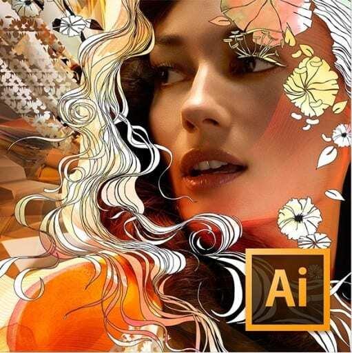Adobe Illustrator CS6 ( Perpetual License ) - Mac   Windows
